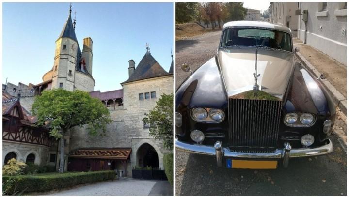 Este fugitivo fingió su muerte para vivir en un castillo de 3,4 millones de dólares