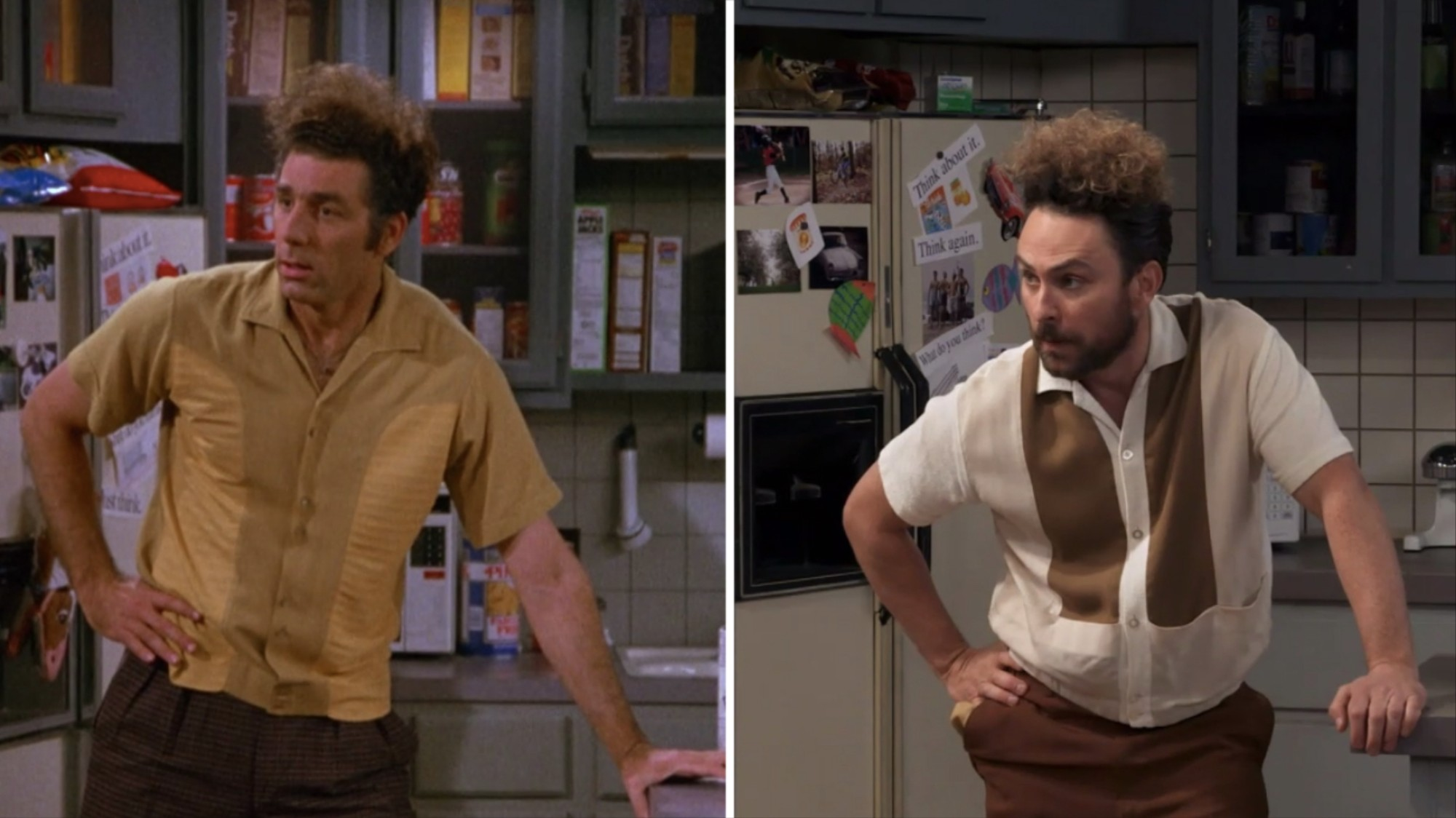 Always Sunny In Philadelphia Clips it's always sunny' recreated an entire 'seinfeld' scene and