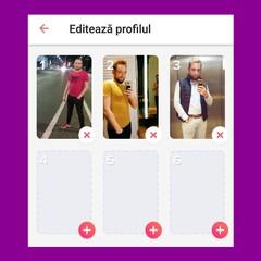 profilul eșantionului pentru site- ul de dating