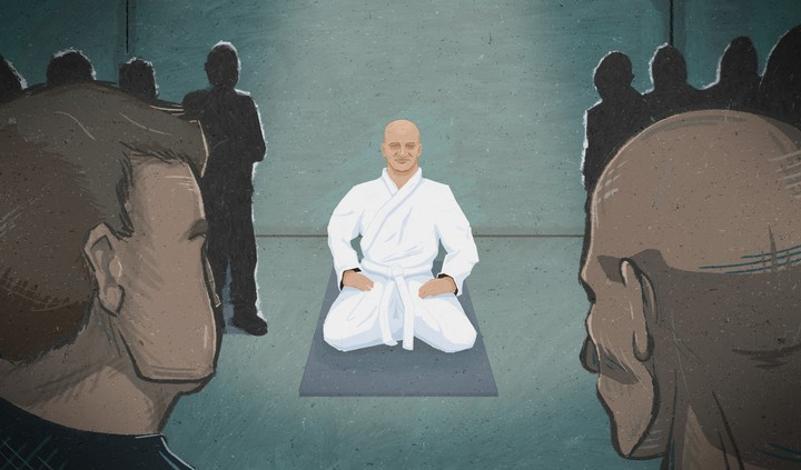 The Life and Influence of Real-Life Martial Arts Monk, Kiwi John Danaher