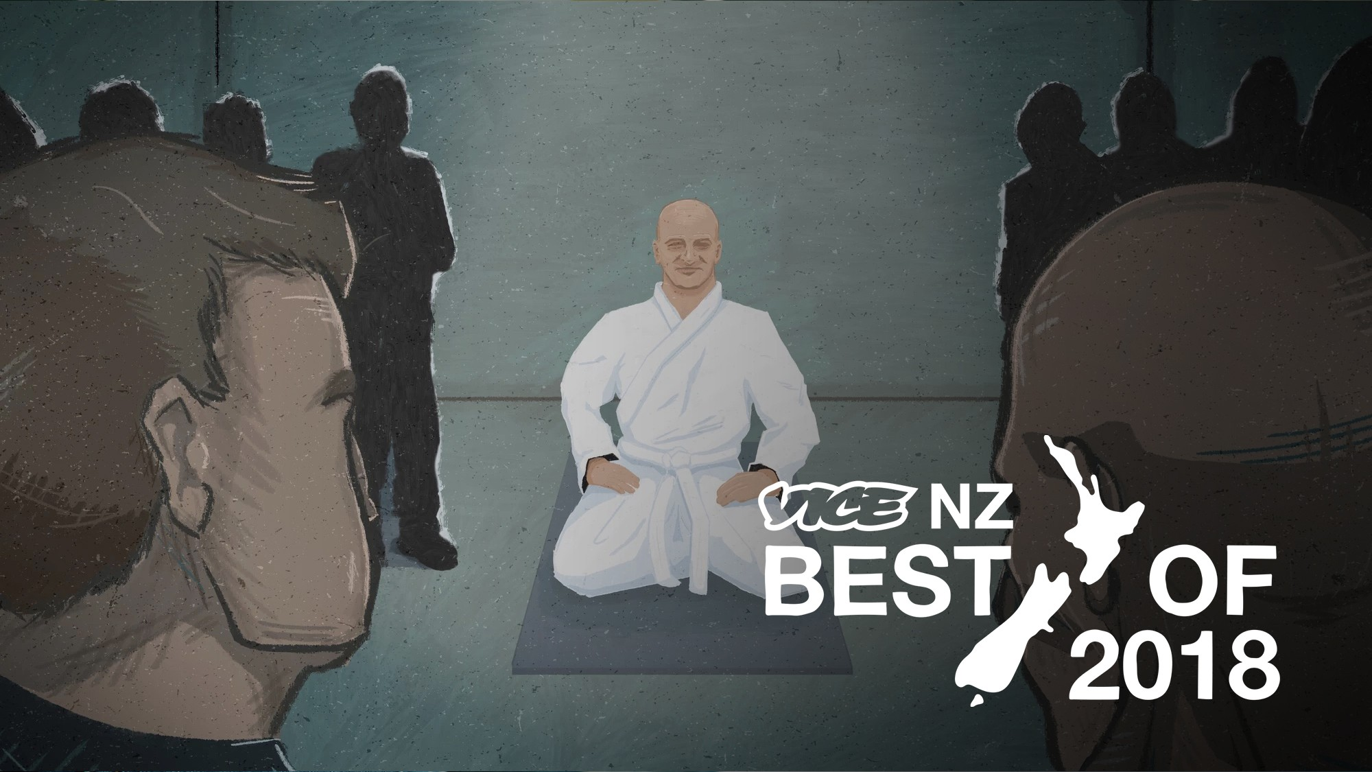The Life and Influence of Real-Life Martial Arts Monk, Kiwi