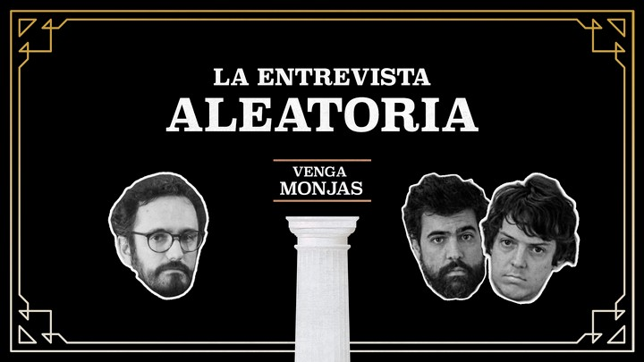 Ven al rodaje de 'La entrevista aleatoria' con Venga Monjas