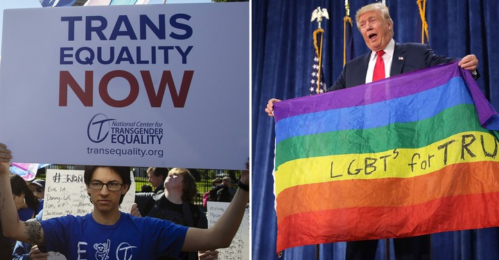 Here's How Trump's Cruel Anti-Trans Crusade Could Completely Backfire