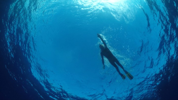 There Is Plastic 'Everywhere,' Says Guy Swimming Across Pacific Ocean