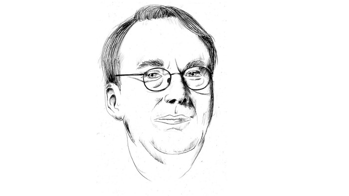 Linus Torvalds Is Back With Linux