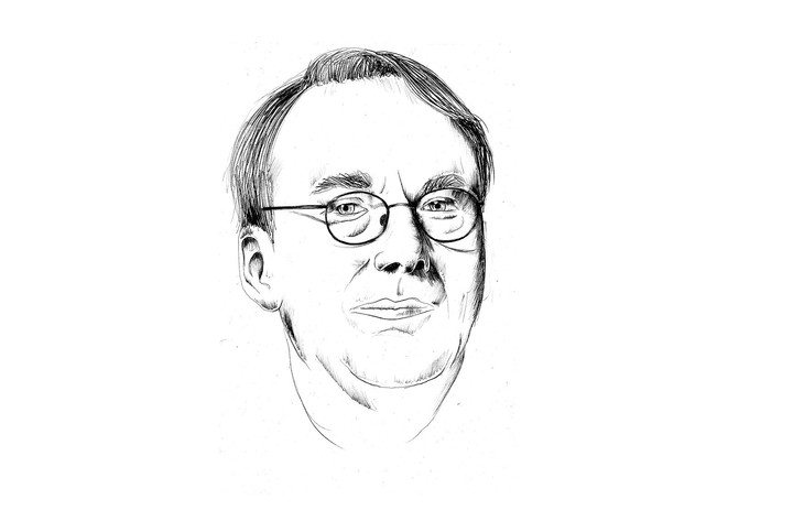 Linus Torvalds Is Back With Linux - VICE