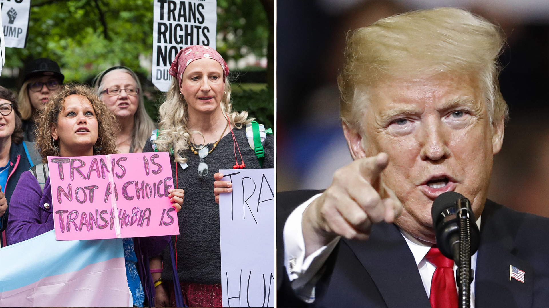 Donald Trumps Attack On Education Is >> Canada Is Not Safe From Donald Trump S Attacks On Transgender Human