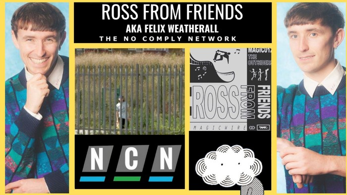 'Ross from Friends' On the Skate-World Music You Need to Hear