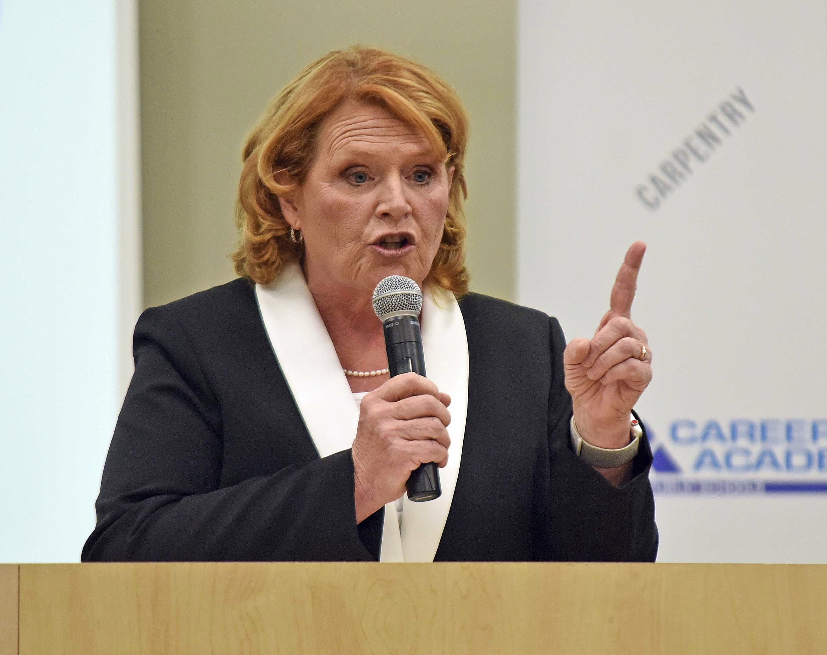 Communication on this topic: Heidi Heitkamp to vote no on Brett , heidi-heitkamp-to-vote-no-on-brett/