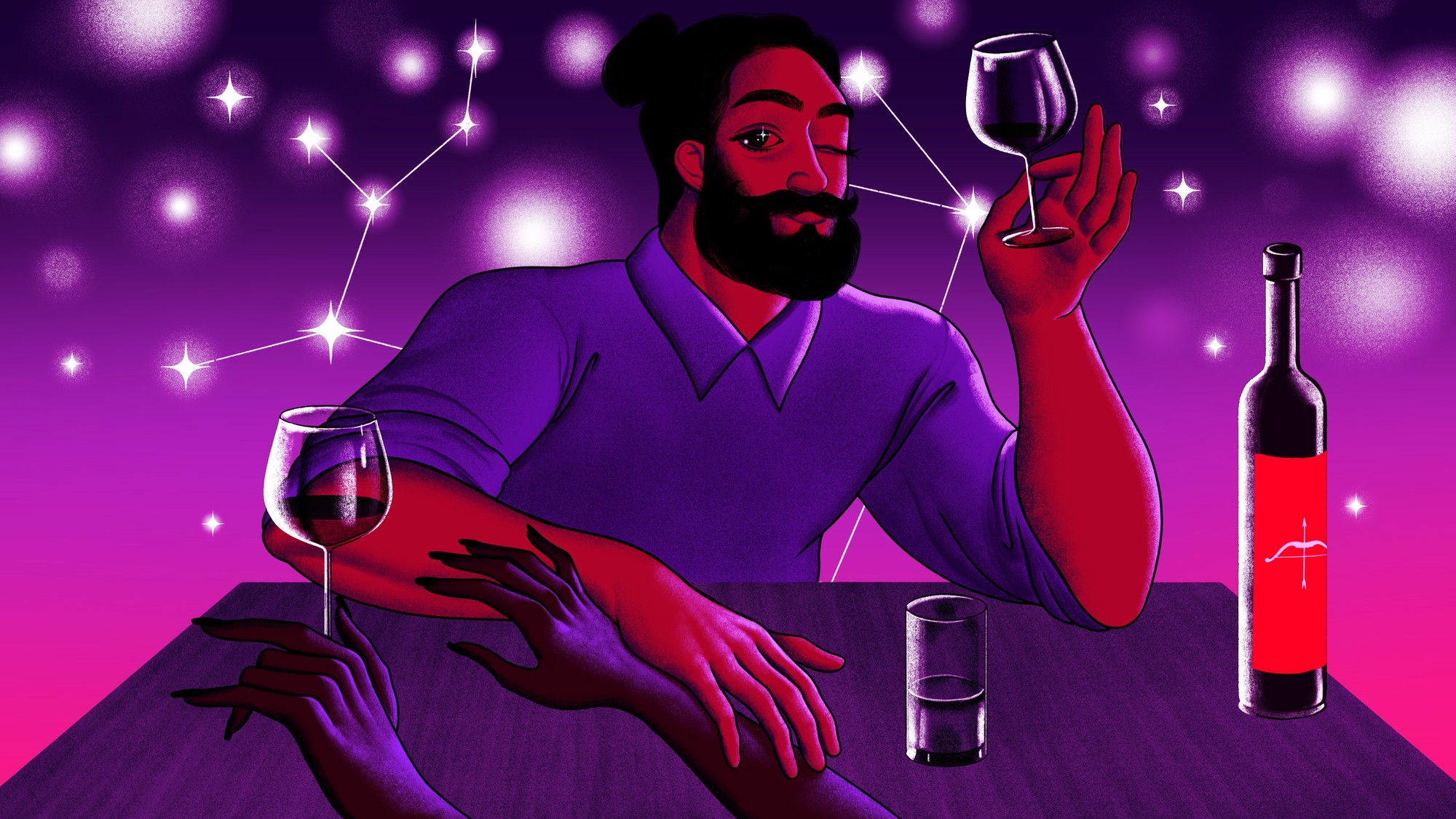 Everything You Need to Know About Dating a Sagittarius - VICE
