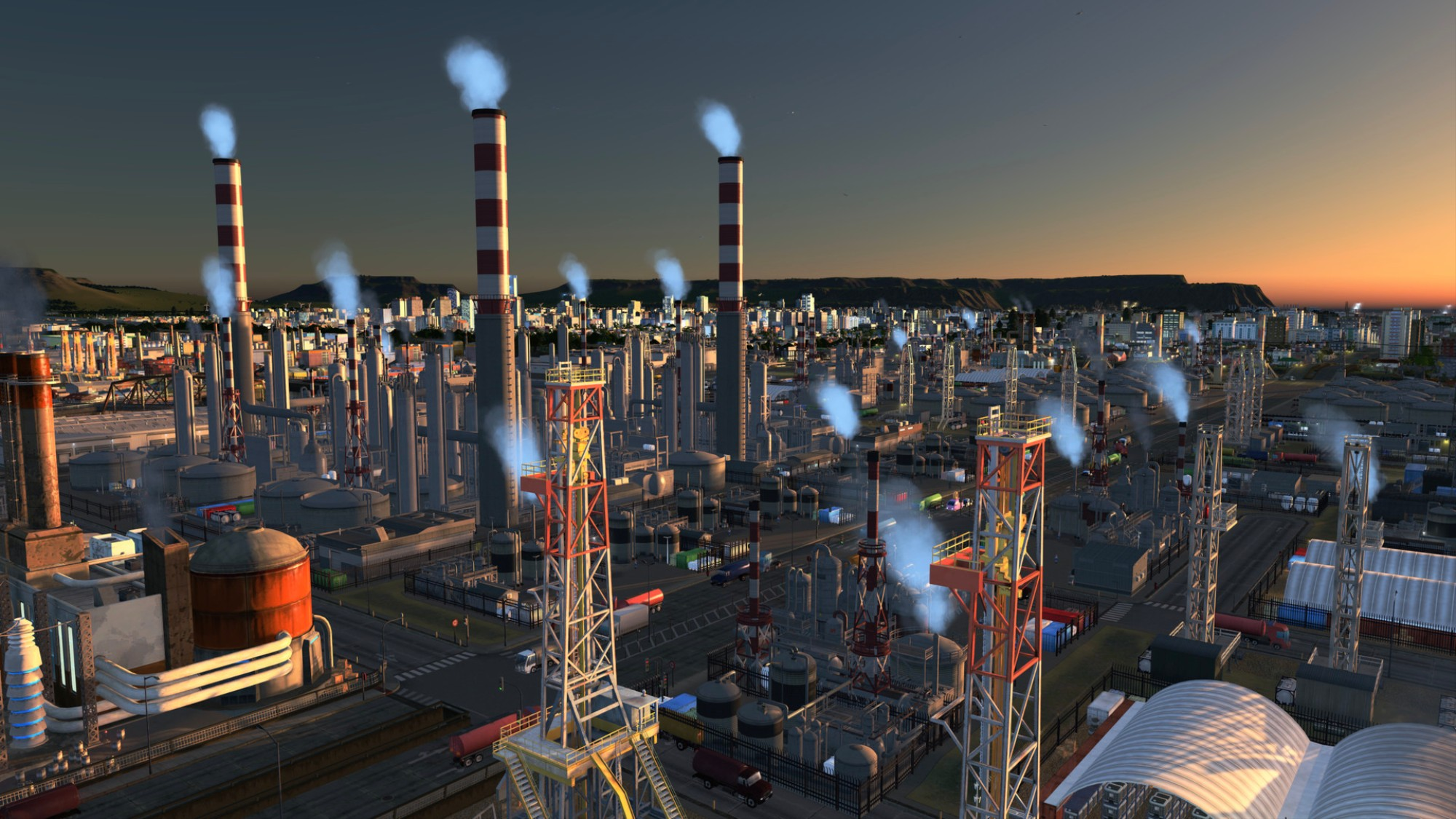 Cities: Skylines' Doesn't Confront Inherent Ugliness of its