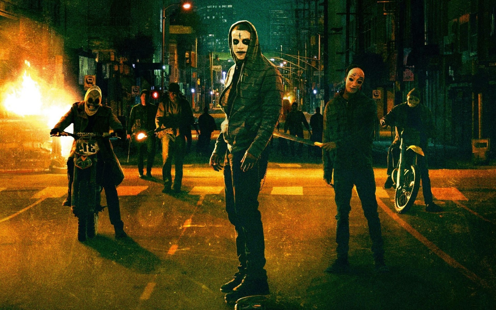 our purge rewatch continues with the punisher esque \u0027the Frank Grillo Movies