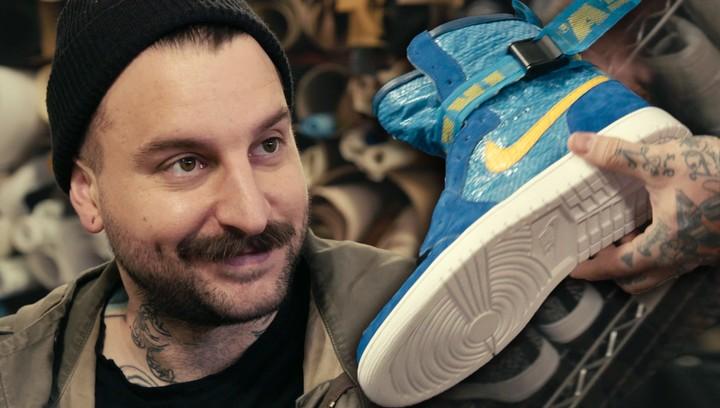 Rencontre avec le « Shoe Surgeon » et ses chaussures à 10 000 dollars