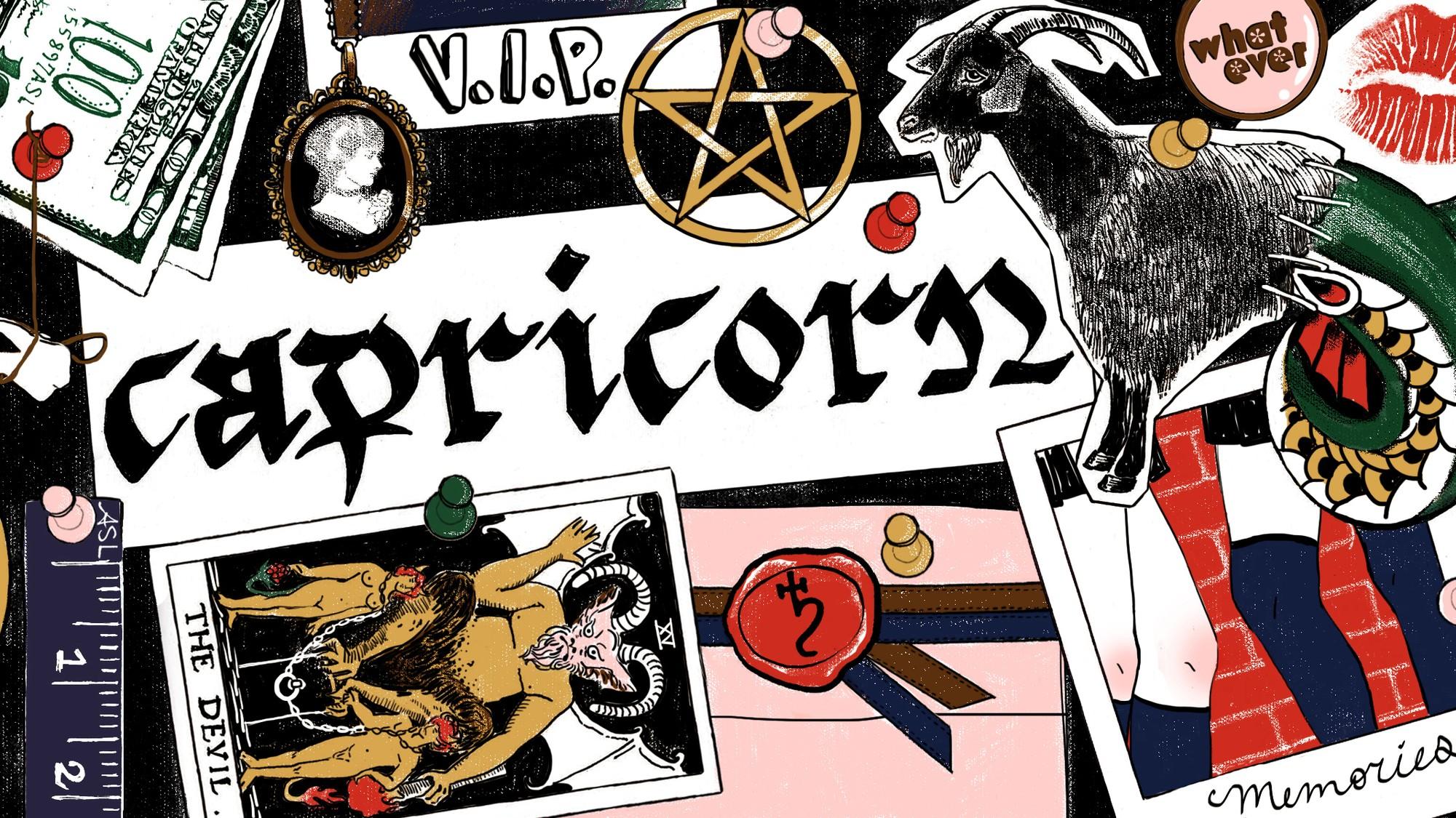 Monthly Horoscope: Capricorn, November 2018 - VICE