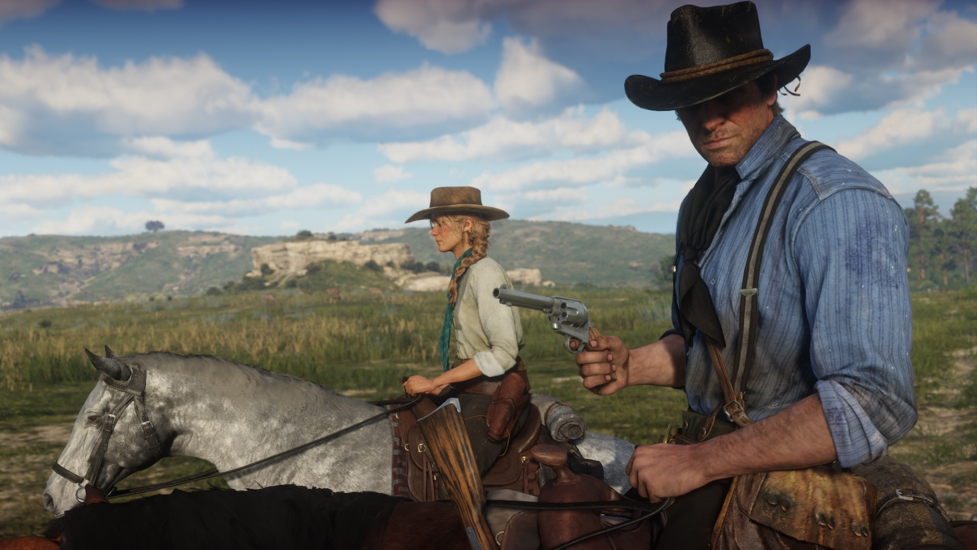 Review: 'Red Dead Redemption 2' Is Often Slow, But That's