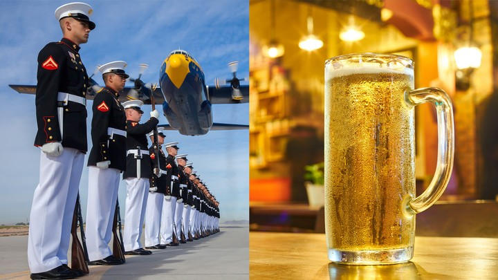 US Soldiers Drank Almost All the Beer in Iceland's Capital