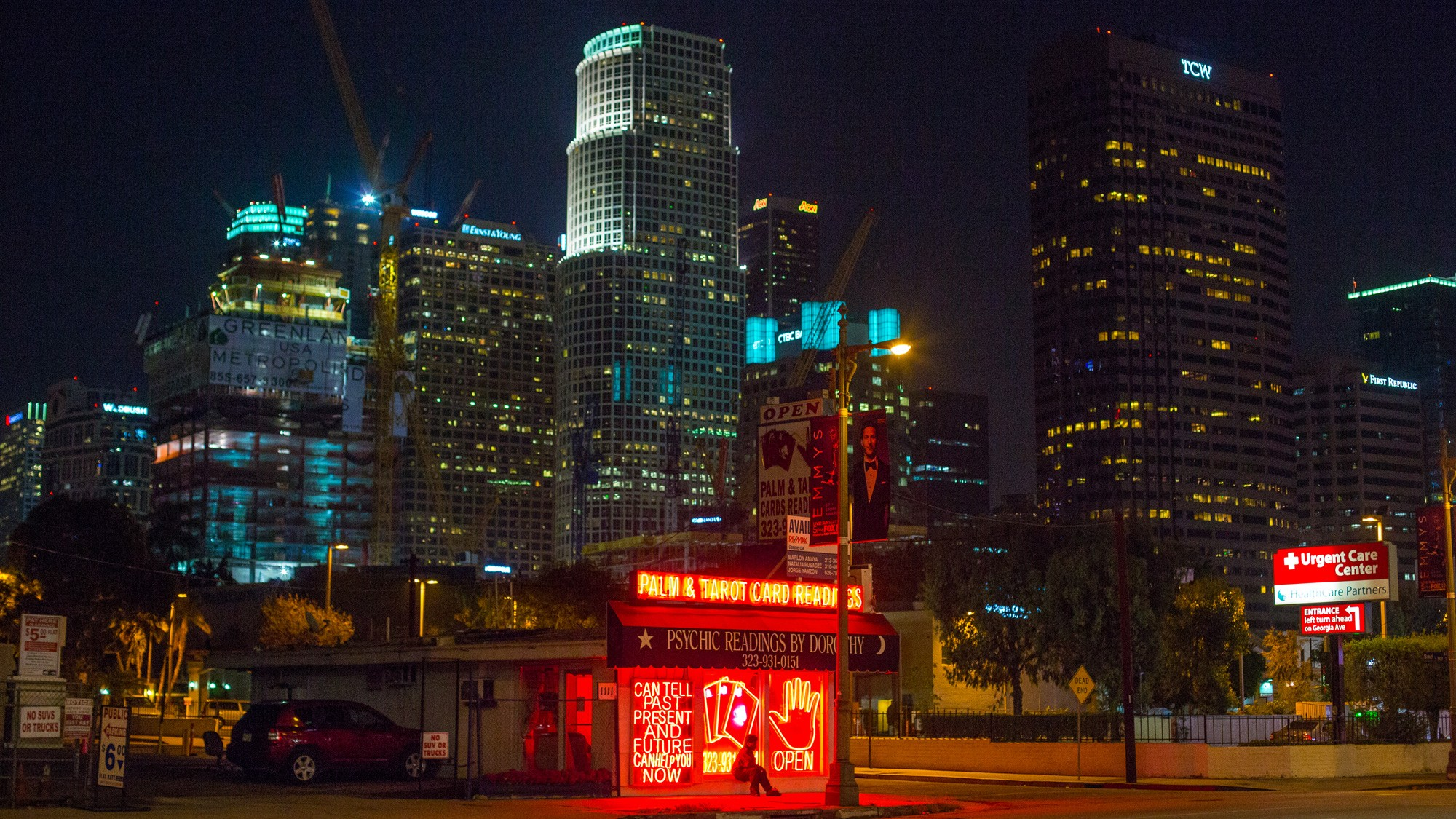 The Ghosts of Downtown LA - VICE
