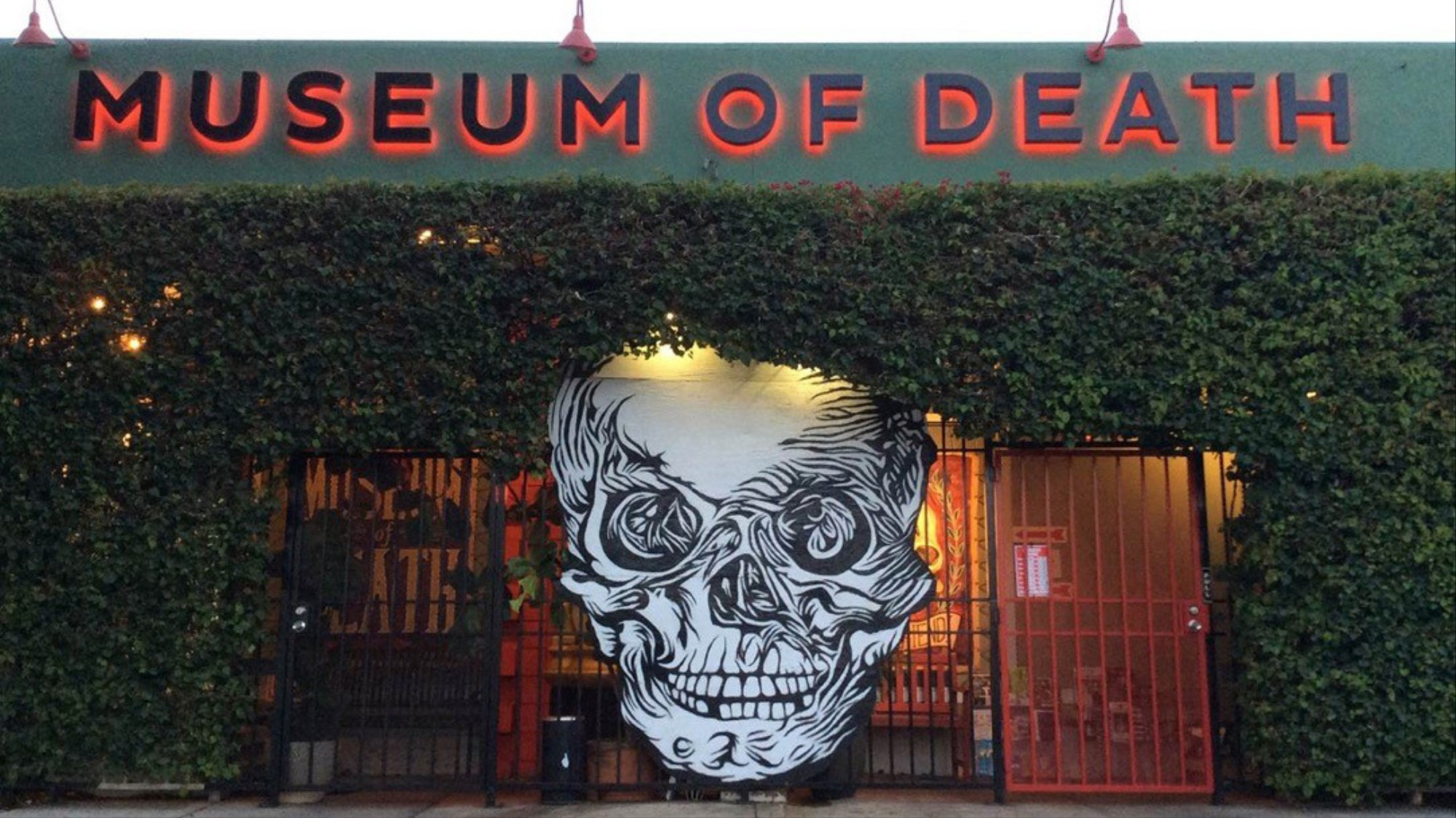 LA's Museum of Death Proves We've Always Been Obsessed With