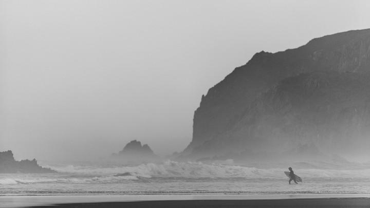 Eerily Empty Waves | Surfing on Spain's 'Coast of Death'