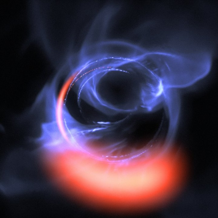 Astronomers Find Strong Evidence There is a Supermassive Black Hole at the Center of Our Galaxy