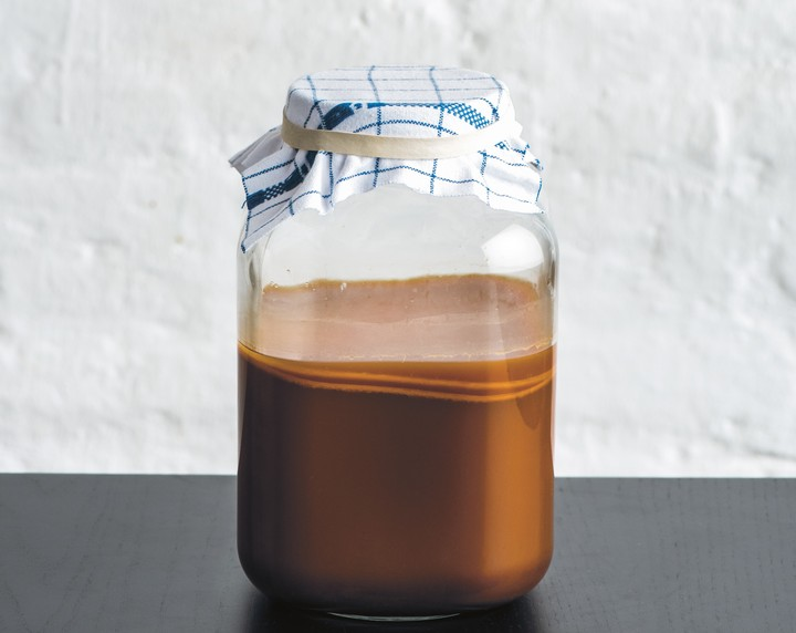 Coffee Kombucha Recipe