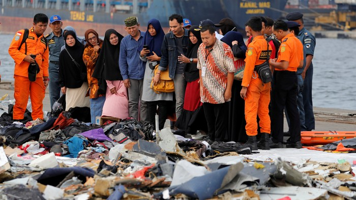 In Indonesia, Many Blame Supernatural Causes for Plane Crashes