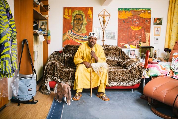 Zu Besuch bei westafrikanischen Königen und Königinnen – in Deutschland