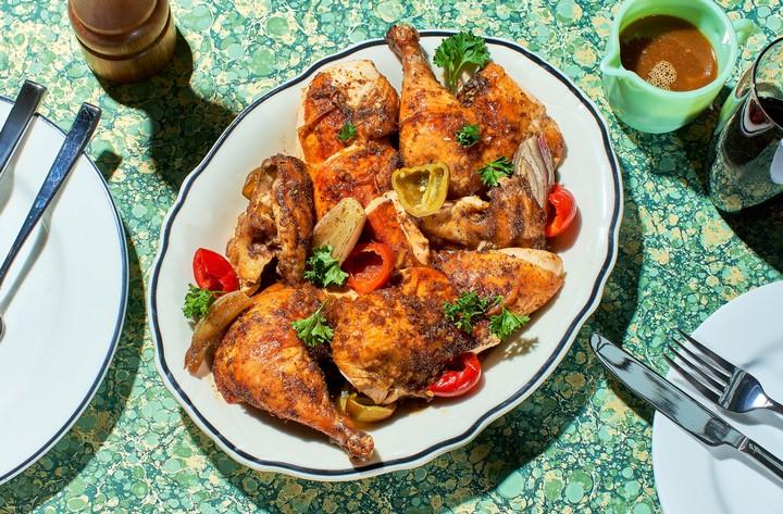 Vinegar Chicken Recipe