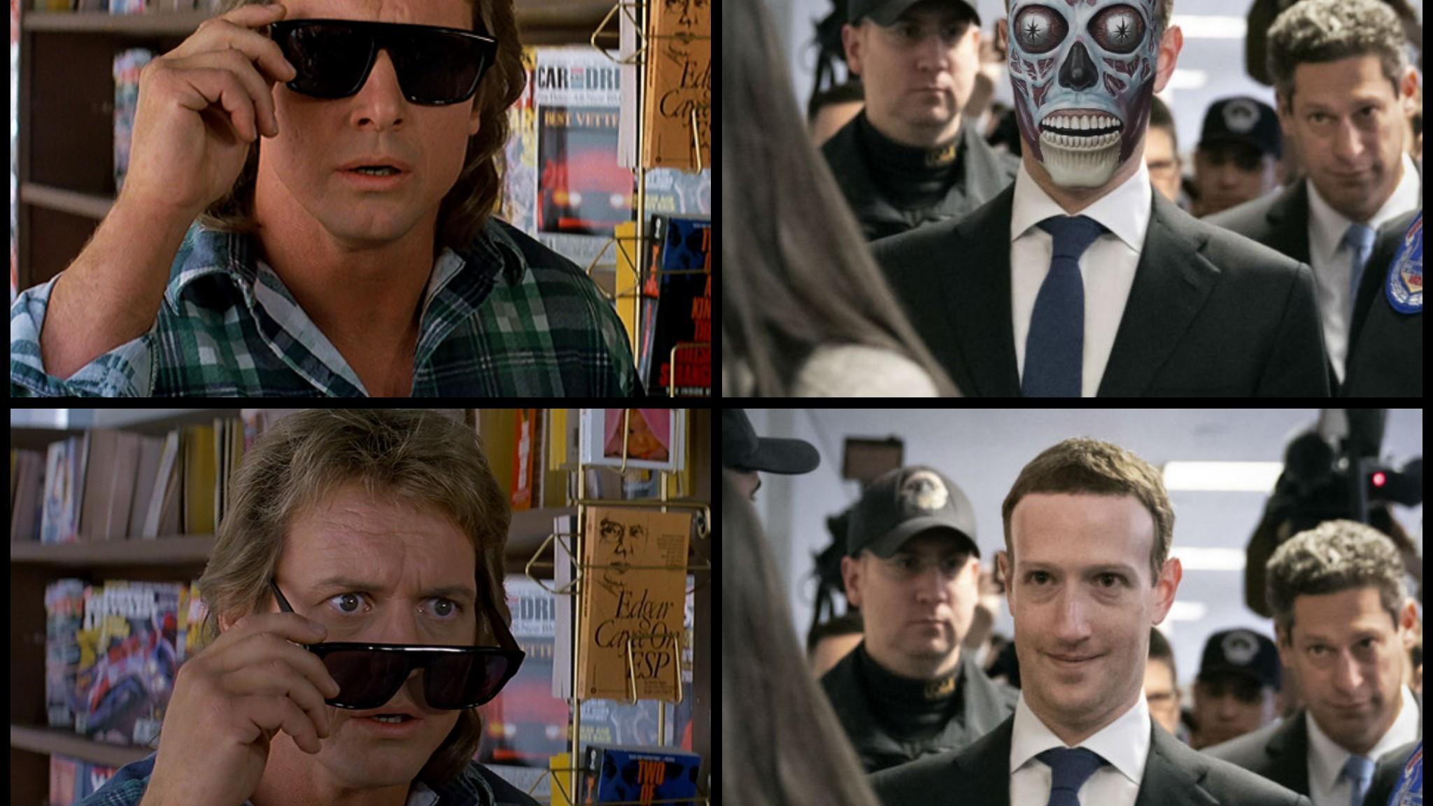 Zucki je mind-controlling alien.