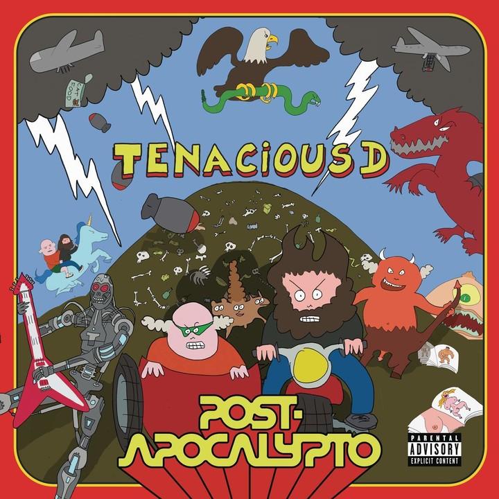 Recensione: Tenacious D - Post-Apocalypto
