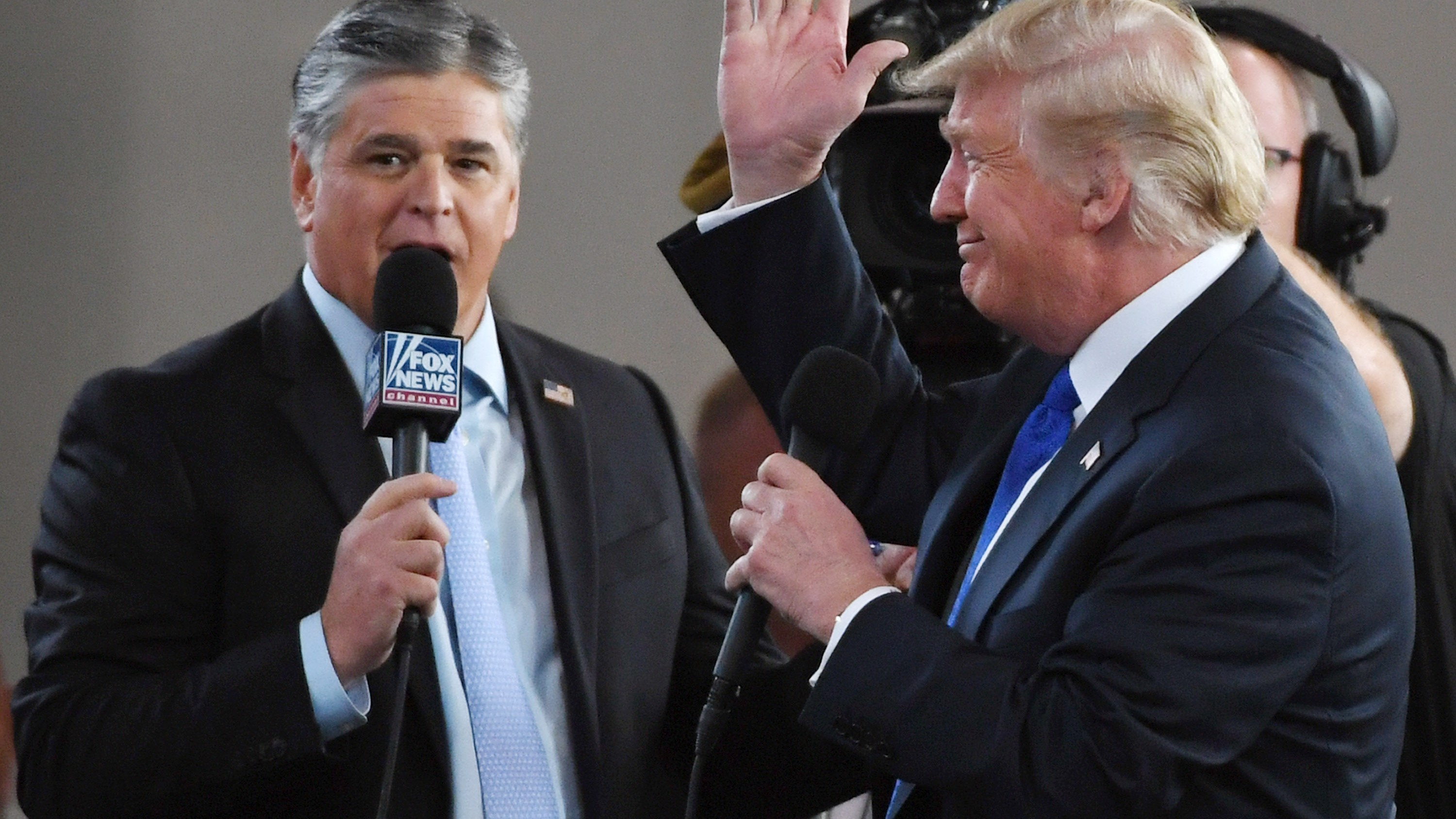 Trump may have just called out Fox News as fake news