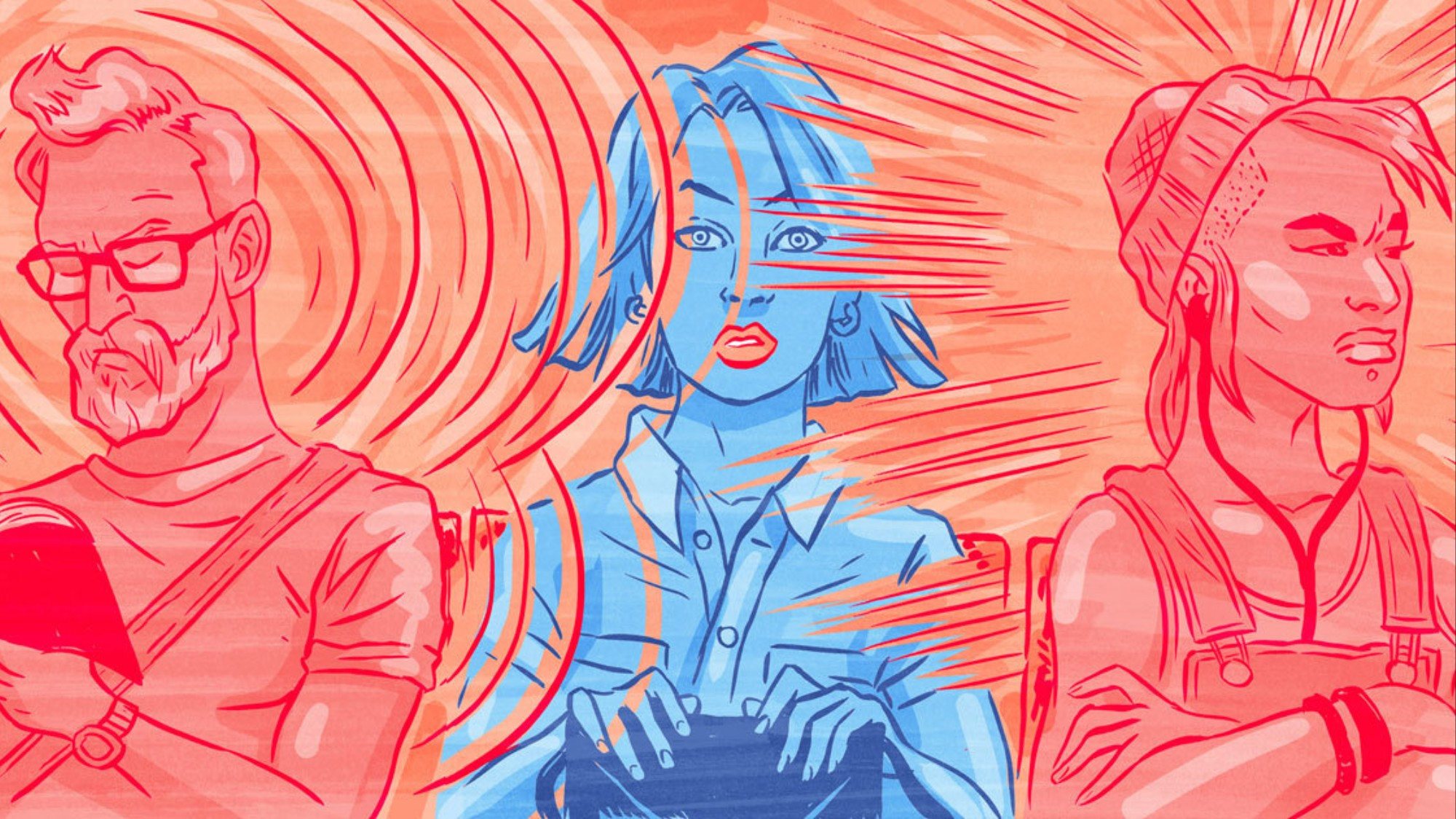 Super Empaths Are Real, Says Study - VICE