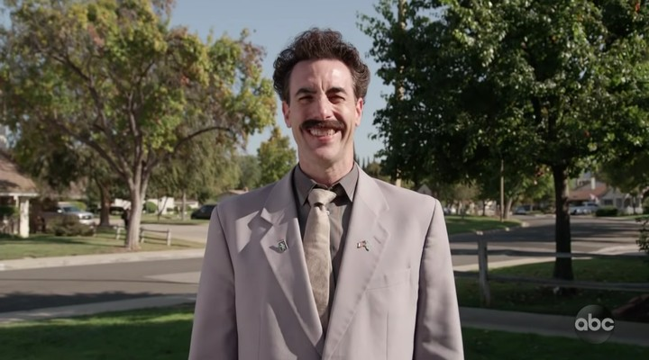 Sacha Baron Cohen Brought Back Borat and Duped a Bunch of ...