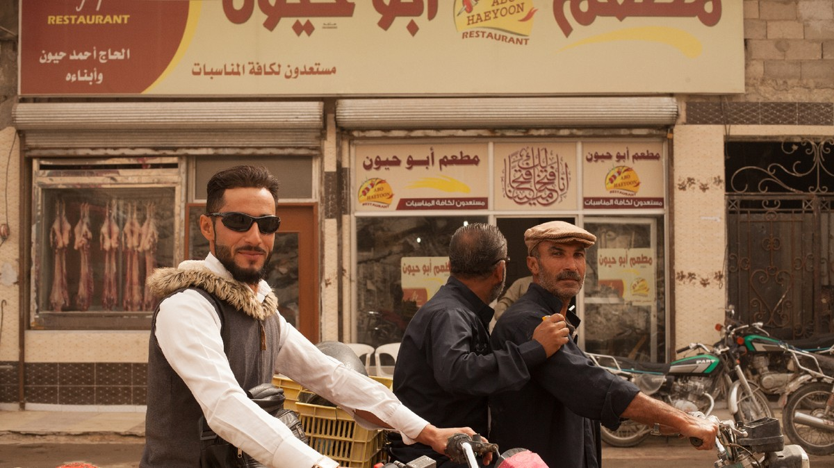 Chez « Abou Hayoub », l'inébranlable kebab de Raqqa