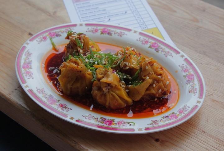 Sweet Potato Wontons Recipe