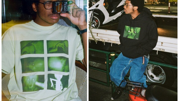 Supreme S New T Shirts Feature Aphex Twin S Creepiest