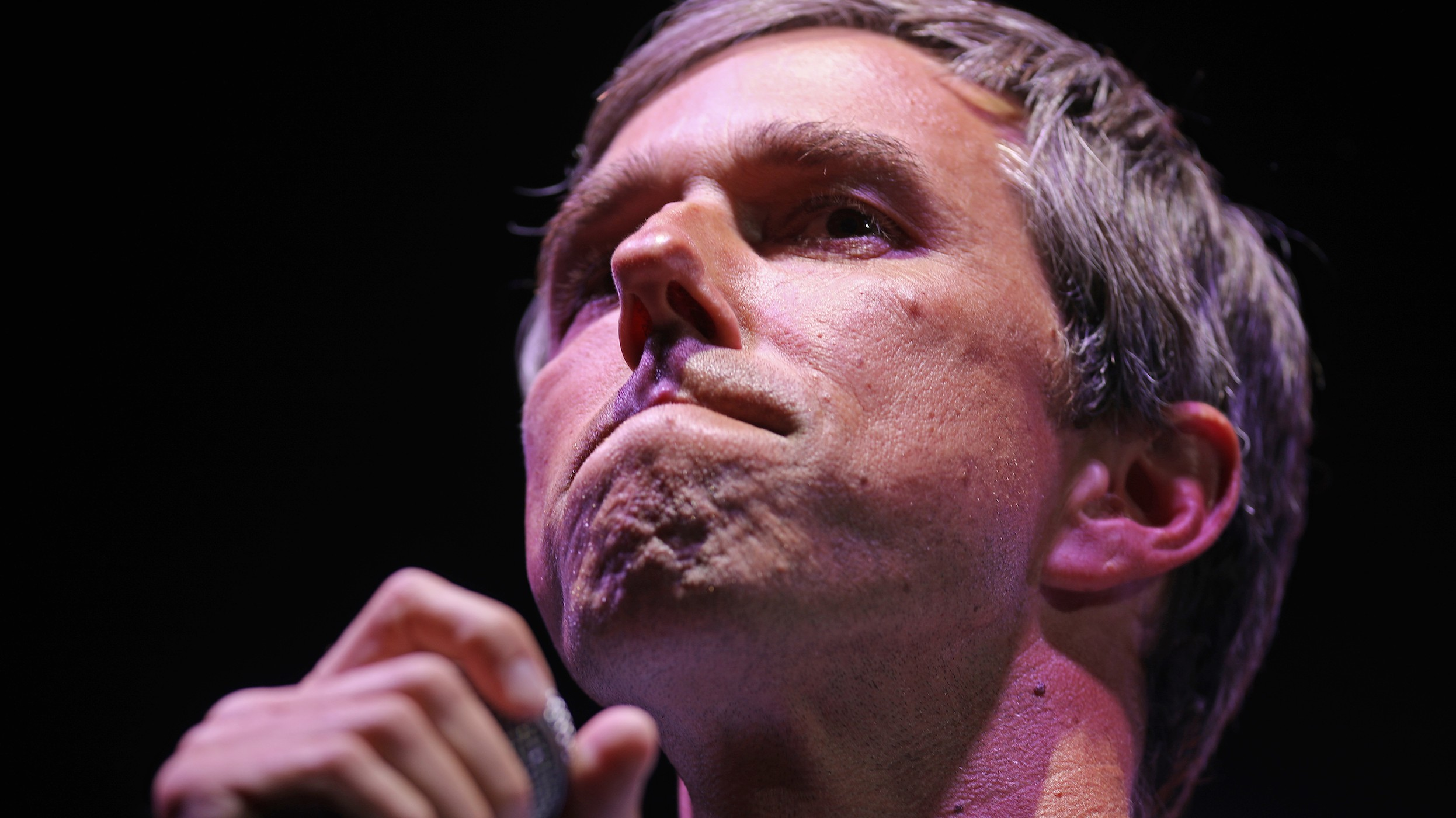 Beto O'Rourke Lost, but Betomania Is Stronger Than Ever