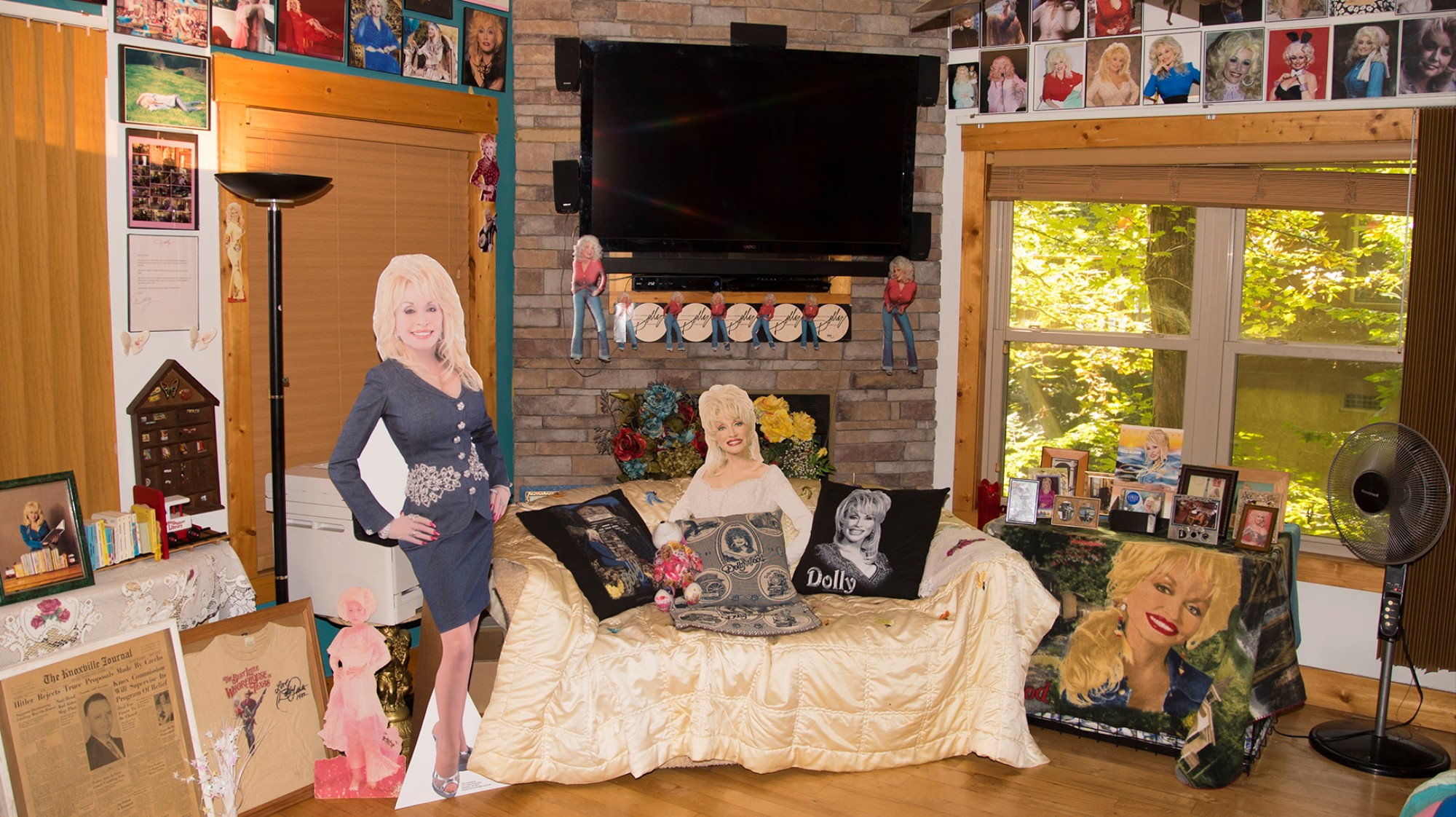 Photos Of The Land Where Dolly Parton Is Benefactor Muse