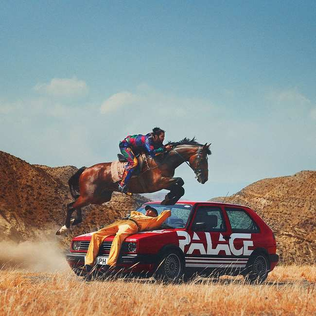 8ceb3190 Palace's Ralph Lauren collaboration is the best thing to have ever happened  to fashion