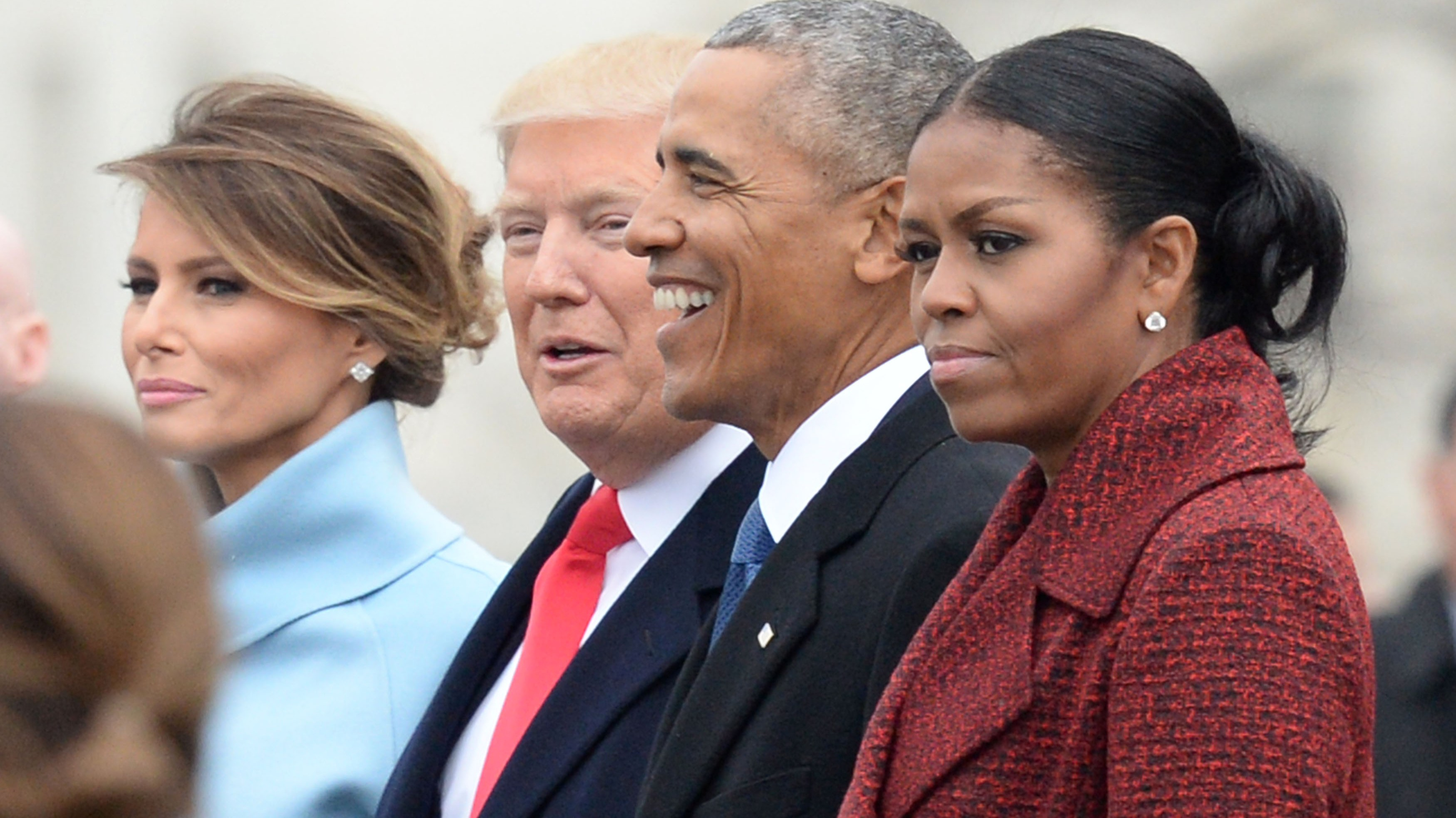 Michelle Obama Said She'd 'Never Forgive' Trump and Now He's Pissed