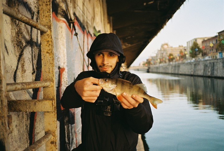 Inside the Lonely Bliss of Urban Fishing