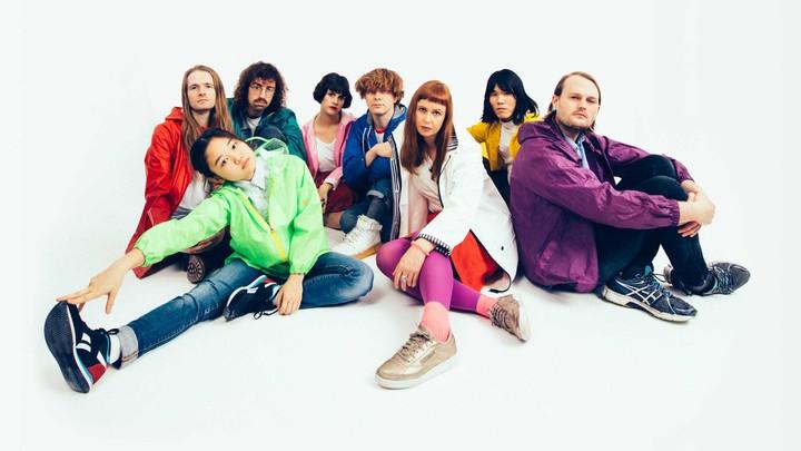 Il pop arcobaleno dei Superorganism