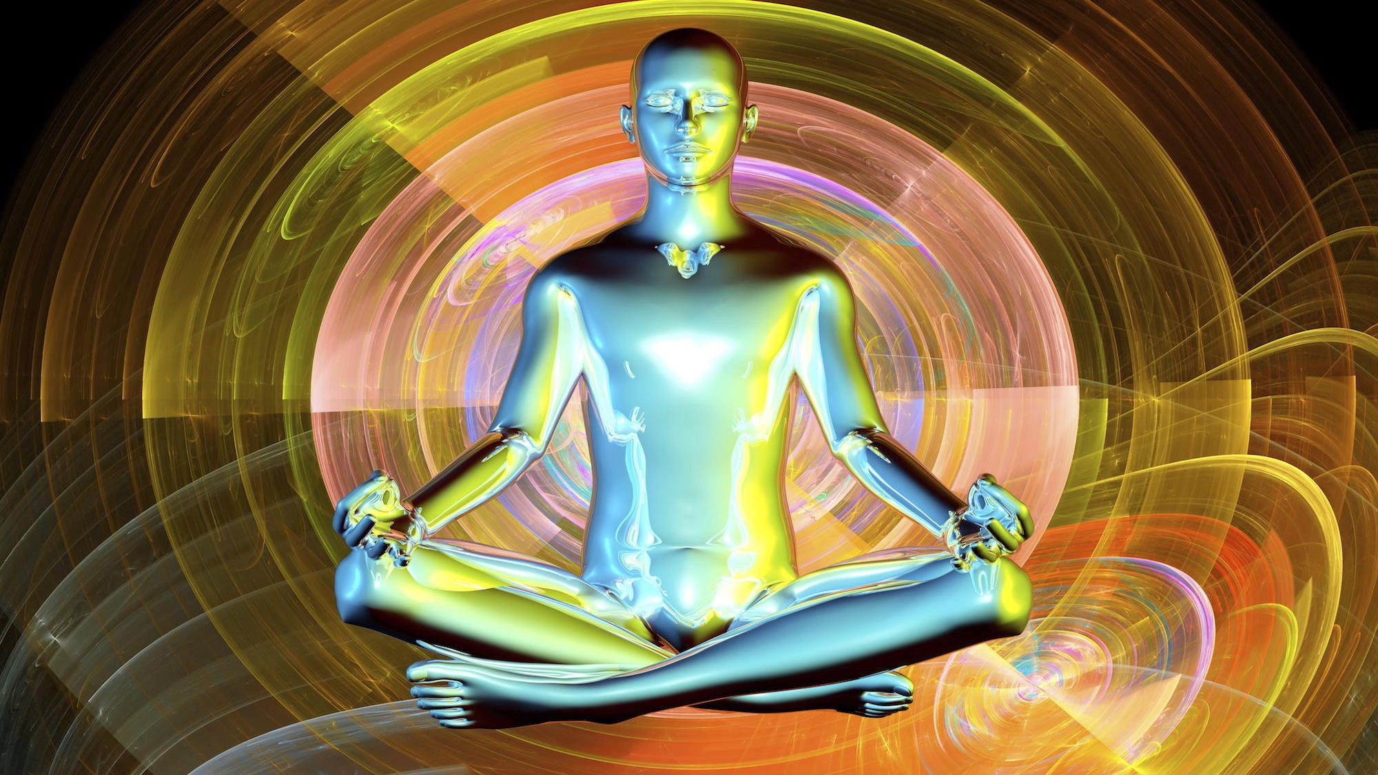 Competitive Psychedelic Users Are Chasing 'Ego Death' and