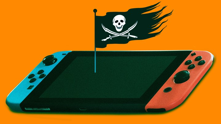 Inside the Messy, Dark Side of Nintendo Switch Piracy