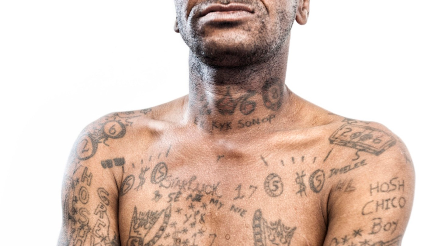 Portraits of South Africa's Bloodiest Prison Gang: The Number