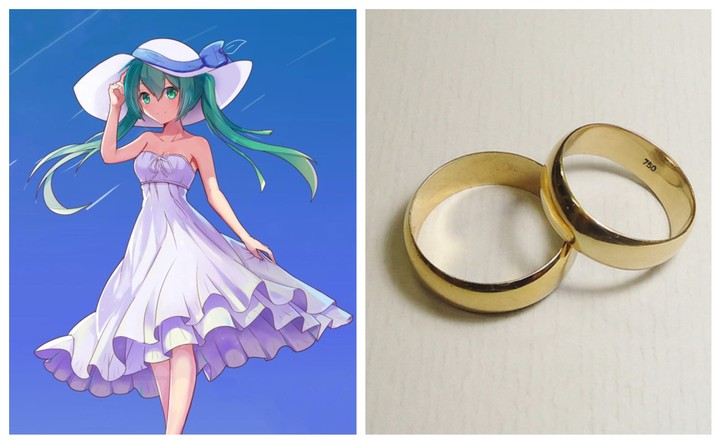 A Man Just Married an Anime Hologram in Japan. Now Here's the Rest of the Story