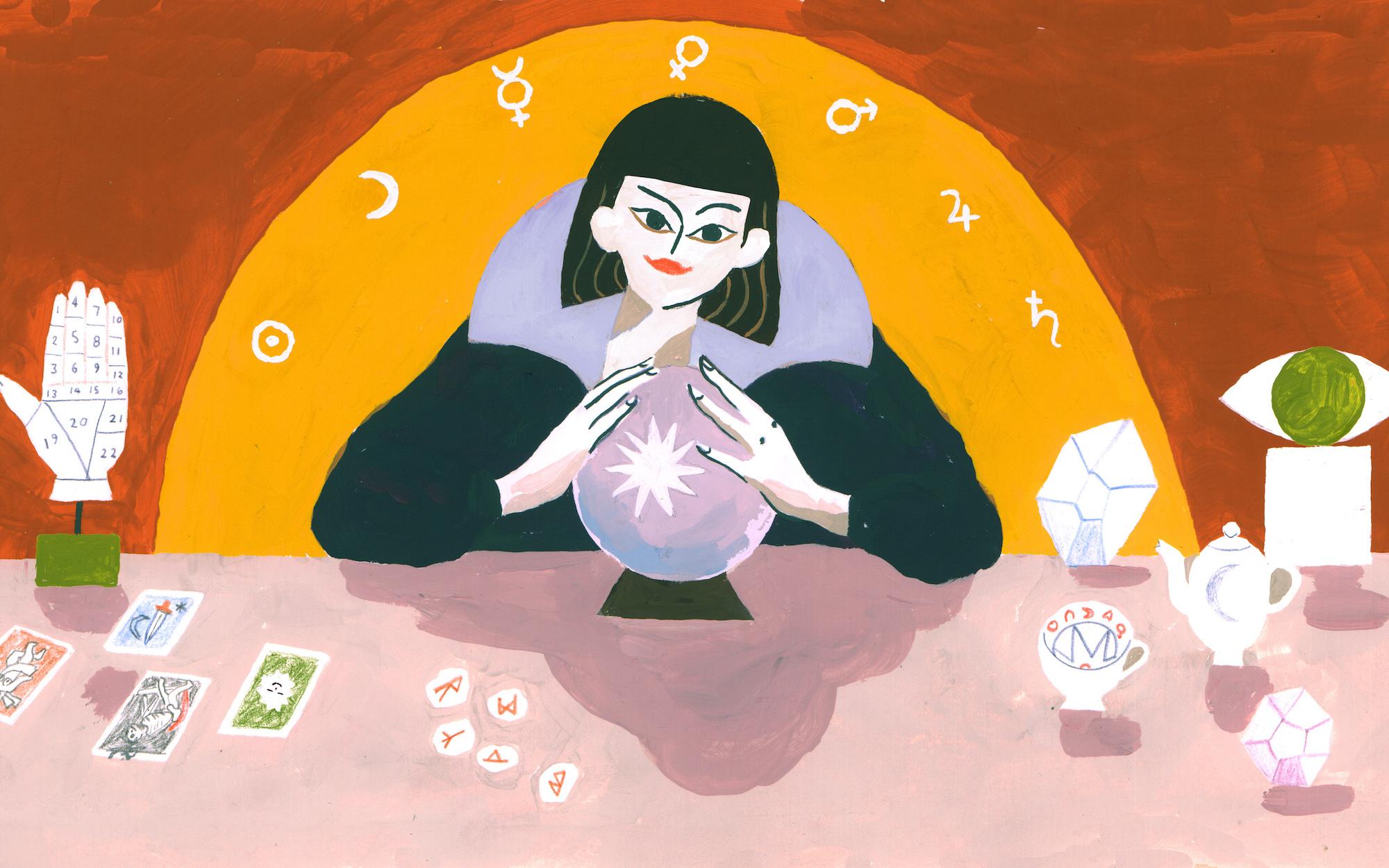 Warum hassen so viele Hetero-Männer Horoskope?