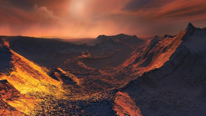 Scientists Discover 'Super-Earth' That's Only Six Light Years Away