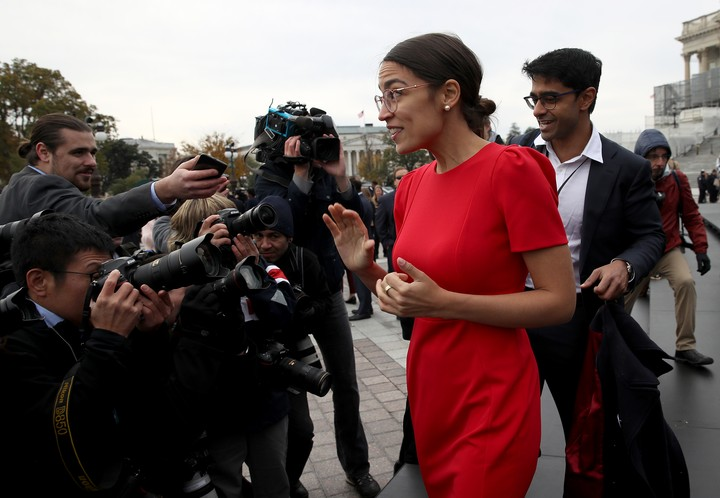 Alexandria Ocasio-Cortez Is Already Breaking the Rules