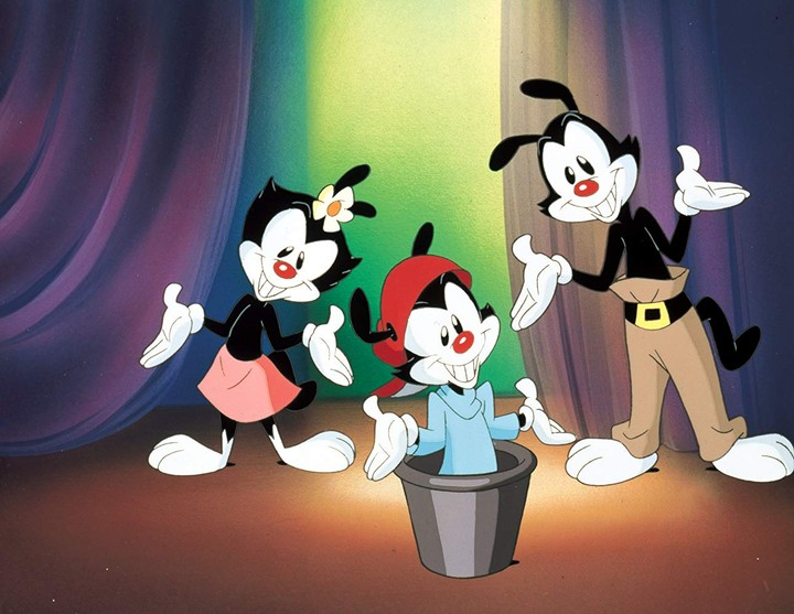 'Animaniacs' Could Help Us Transcend These Dark Times
